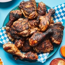 Miss Ollie's Jerk Chicken - Tasty Grub