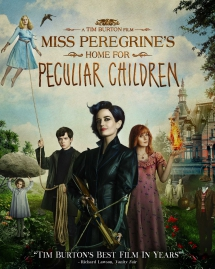 Miss Peregrine's Home for Peculiar Children - I love movies!