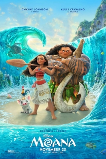 Moana Nominated for an Oscar - Fave Movies I Recommend