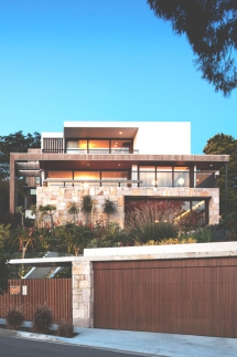 Modern House on a Hill - Modern Architecture