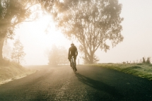 Morning Ride [photo] - Cycling