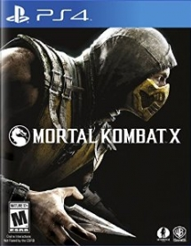 Mortal Kombat X  - Wish List