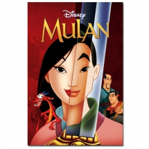 Mulan - I love movies!