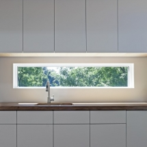 Narrow kitchen window - For the home