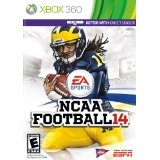 NCAA Football 14 for Xbox 360 - Technology & Electronics