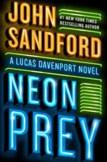 Neon Prey by John Sandford - Novels to Read