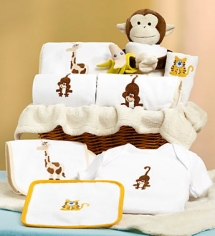 New Baby Gift Basket - Gifts