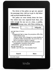 New Kindle Paperwhite - Technology & Electronics