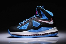 Nike Basketball Shoes with White Pink and Black Blue - good choice