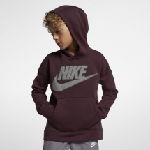 Nike Sportswear Big Kids' Pullover Hoodie - For the kids