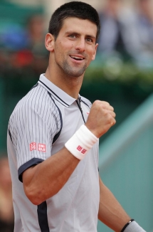 Novak Djokovic  - Sports and Greatest Athletes