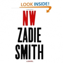 NW by Zadie Smith - Books to read
