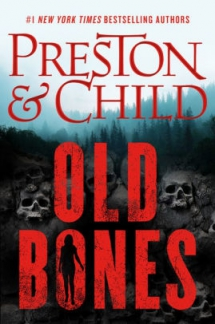 Old Bones by Douglas Preston - Novels to Read