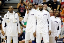 Olympics 2012: USA Basketball Team Gold Medal Locks in London - Sports
