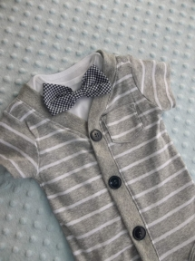 onesie with bowtie - For the kids