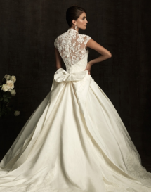 Open Back Wedding Dress - My Wedding Dress