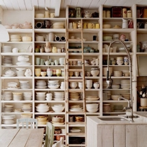 Open Shelving  - Kitchen ideas