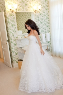 Oscar de la Renta - My Wedding Dress