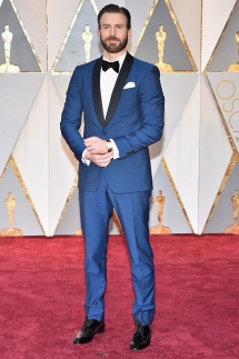 Oscars Best Dressed Men - Men's clothing