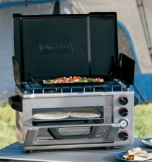 Outdoor Portable Oven/Stove - Fave outdoor gear