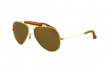 Outdoorsman Craft sunglasses by Ray-Ban - Clothes make the man