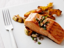 Oven-Baked Salmon - Salmon Recipes
