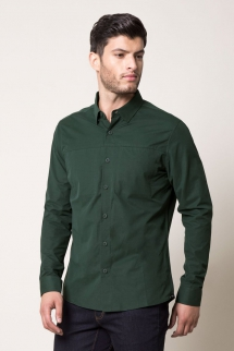 Oxford 3.0 Technical Cotton Dress Shirt - Man Style