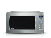 Panasonic 1.6 cu. ft. Stainless Steel Microwave - New Kitchen Appliances