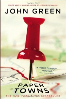 Paper Towns by John Green - Books to read