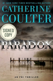 Paradox (Signed Book) by Catherine Coulter - Novels to Read