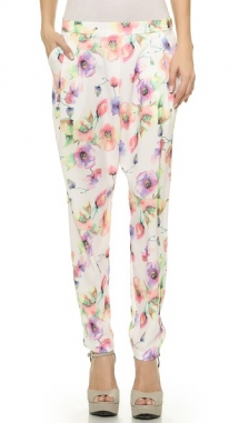 Pastel Trousers from re:named - Fave Clothing & Fashion Accessories