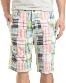 Patchwork Shorts - Clothes make the man