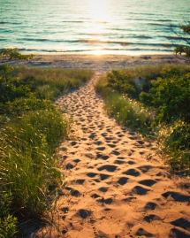 Path to the shore - Fantastic Photography