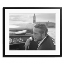 PAUL NEWMAN // VENICE 1963 - Art for home and cottage