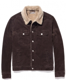 Paz Cord Trucker Jacket - Clothes make the man