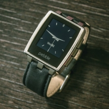 Pebble Steel Smartwatch - Latest Gadgets & Cool Stuff