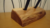 Pen holder office equipment Wooden oak READY TO SHIP - So hot!