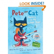 Pete the Cat Rocking in My School Shoes - Children's books