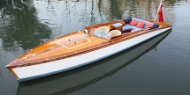Peter Freebody & Co Slipper Stern Launch - Motorboats