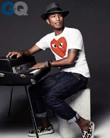 Pharrell Williams - Fave Music