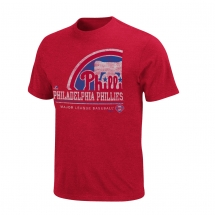 Philadelphia Phillies Submariner Heathered T-Shirt - Sports Apparel