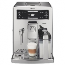 Philips Saeco Automatic Stainless Steel Espresso Machine - Cool Products