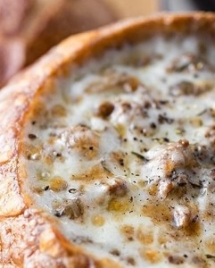 Philly Cheesesteak Stew Recipe - Recipes