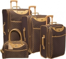 Pierre Cardin Signature 4 piece Luggage set   - Most fave products