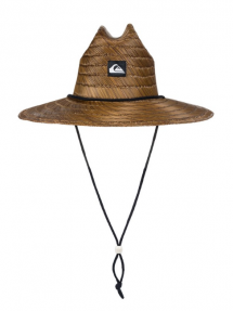 Pierside Straw Lifeguard Hat from Quiksilver - Hats