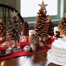 Pinecone Decorations  - Christmas Decoration