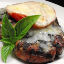 'Pizza' Pork Chops - Recipes for the grill