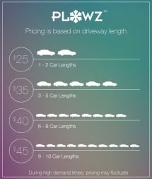 Plowz - the snow plowing app - Technology & Electronics