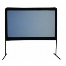 Portable outdoor movie screen - Neat Products