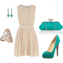 Pretty Turquoise - Clothing